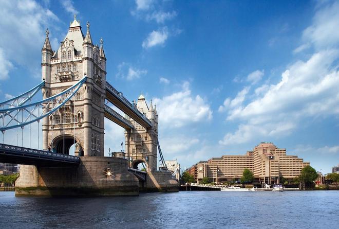 The Tower Hotel - Лондон - Достопримечательности