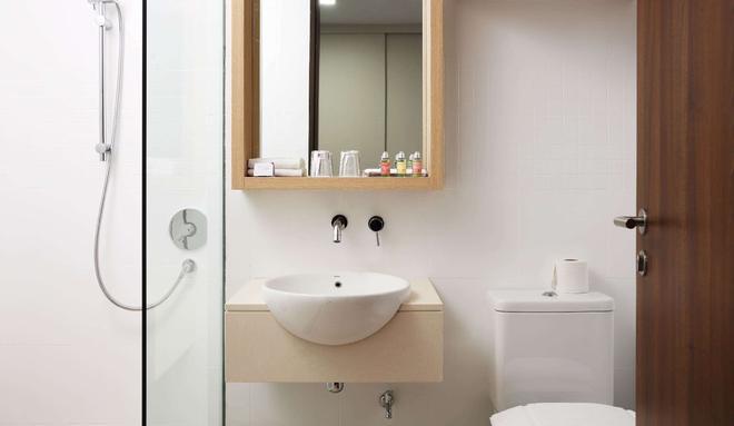 樟宜灣酒店 - 新加坡 - 浴室