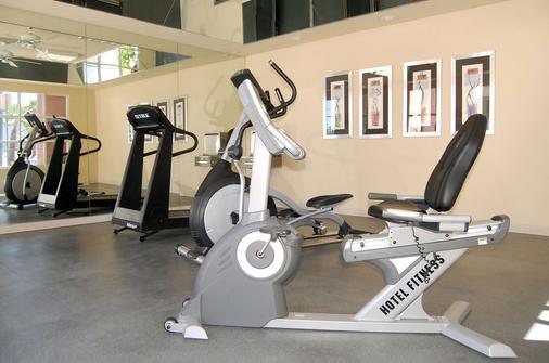 拉斯維加斯谷觀市美國長住酒店 - 拉斯維加斯 - 拉斯維加斯 - 健身房