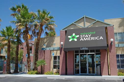 Extended Stay America - Las Vegas - Valley View - Las Vegas - Building