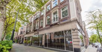 Hotel V Frederiksplein - Ámsterdam - Edificio