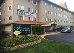 Riverview Suites Apartments on First Street - Rochester - Edificio