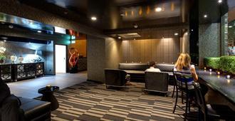 57 Hotel - Sídney - Sala de estar
