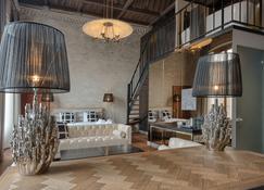 Boutique Hotel The Roosevelt - Middelburg - Bedroom