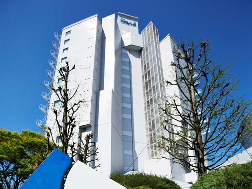 Hotel Seagull Tempozan Osaka - Osaka - Toà nhà