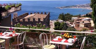 Hotel Mediterranee - Taormina - Ban công