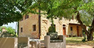 Villa San Michele Bed and Breakfast - Barberino Val d'Elsa - Innenhof
