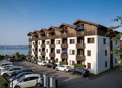 Résidence Odalys Les Chalets d'Evian - Evian-les-Bains - Edificio