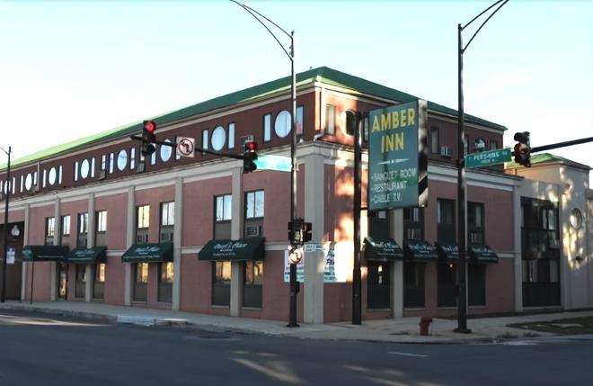 Amber Inn - Chicago - Rakennus