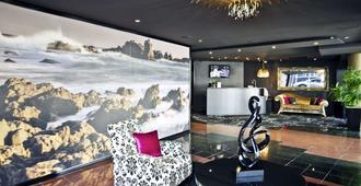 Mercure Wellington Central City - Hotel & Apartments - Ουέλλιγκτον - Σαλόνι ξενοδοχείου