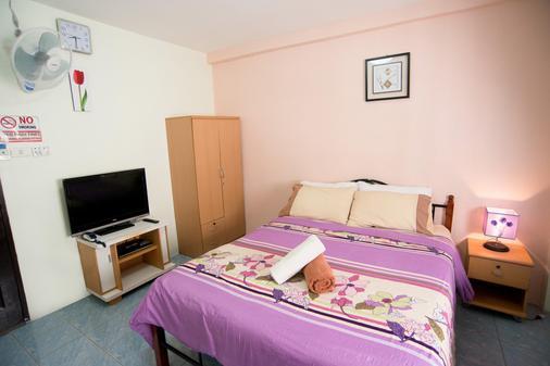 Pattaya Holiday Lodge - Trung tâm Pattaya - Phòng ngủ