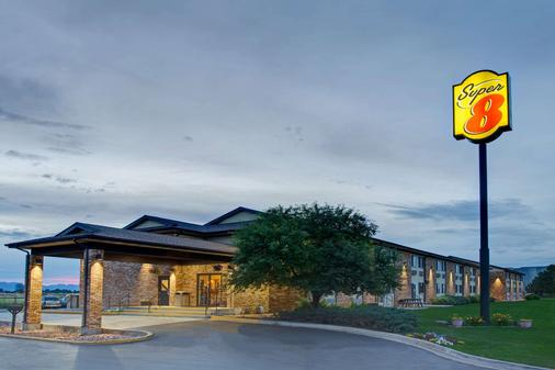 Super 8 by Wyndham Fort Collins - Fort Collins - Building