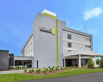 Home2 Suites by Hilton Holland - Holland - Gebouw