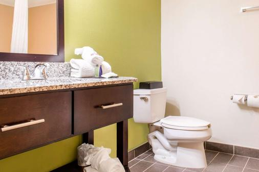 Sleep Inn and Suites Metairie - Metairie - Phòng tắm