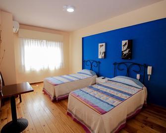 Hotel As Termas de Ourense - Ourense - Bedroom