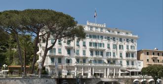 米拉馬大酒店 - 聖塔馬爾吉利塔利古瑞 - 聖瑪格麗塔-利古雷 - 建築
