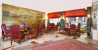 Hotel Royal - Viena - Recepción