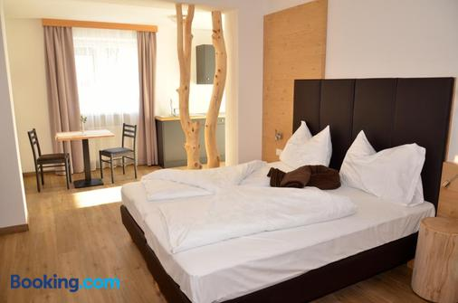 Pension Dolomiten - Cortina sulla Strada del Vino/Kurtinig an der Weinstrasse - Bedroom