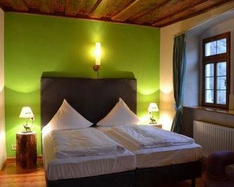 Hotel Turmdieb - Volkach - Bedroom