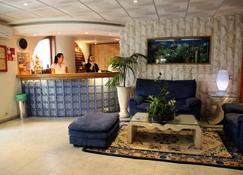 Apartamentos Guadiana - Monte Gordo - Front desk