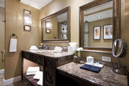 Curtiss Hotel, an Ascend Hotel Collection Member - Buffalo - Bathroom