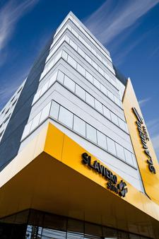 庫亞巴機場斯拉維耶羅史林姆酒店 - 瓦爾澤亞蘭德 - 庫亞巴 - 建築