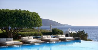 St. Nicolas Bay Resort Hotel & Villas - Agios Nikolaos - Svømmebasseng