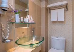 Silka West Kowloon Hotel - Hong Kong - Banheiro