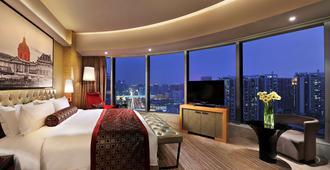 Sofitel Guangzhou Sunrich - גואנגג'ואו - חדר שינה