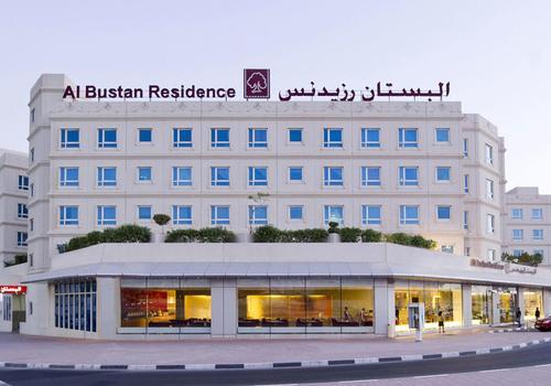 Al bustan center residence apts дубай квартиры нью йорк