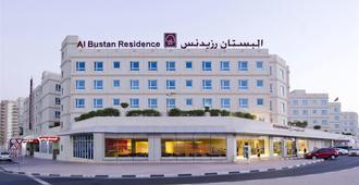 شقق فندقية مركز البستان - دبي - مبنى