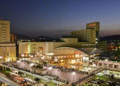 Jr Kyushu Hotel Nagasaki - Нагасаки - Вид снаружи