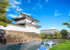 Ana Crowne Plaza Kyoto - Kioto - Näkymät ulkona