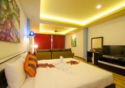 Icheck Inn Klong Muang - Krabi - Schlafzimmer