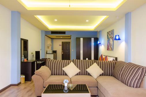 Icheck Inn Klong Muang - Krabi - Wohnzimmer