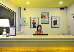 Icheck Inn Klong Muang - Krabi - Rezeption