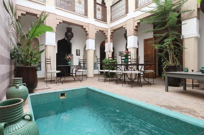 Riad Zenithya - Marrakesh - Pool