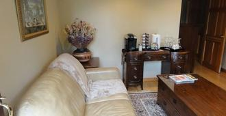 Elegance and Coziness in Broadview - Seattle - Wohnzimmer