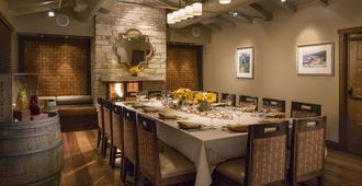 Casa Munras Garden Hotel & Spa - מונטריי - מסעדה