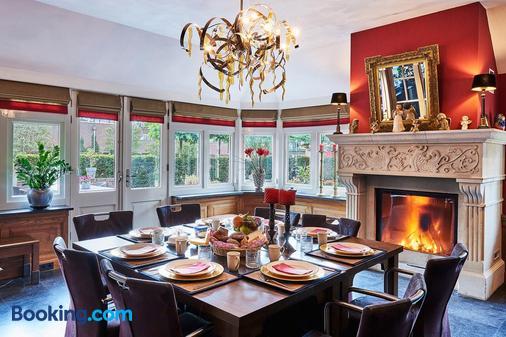 B&b Villa Emmen - Emmen - Dining room