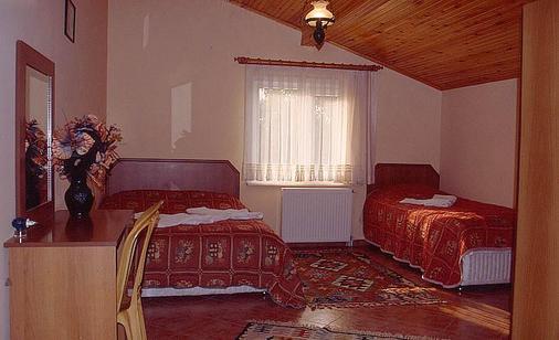 El Rio Motel - Şile - Bedroom