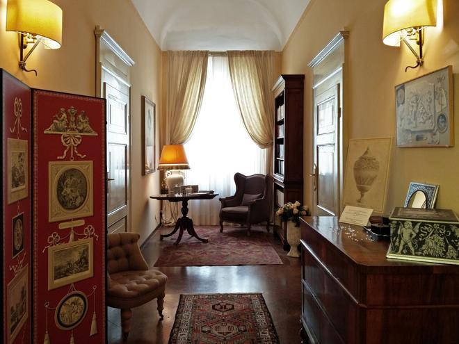 Casa Masoli - Ravenna - Phòng khách