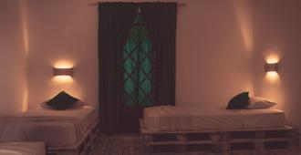 Casa Jade - Hostel & Terrace - Adults Only - Mérida - Bedroom