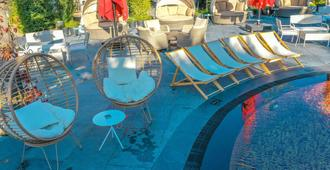 Very Chic Hotel Adult Only - Bodrum - Piscina