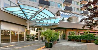 Best Western Premier Chateau Granville Hotel & Suites & Conf. Centre - Vancouver - Gebouw