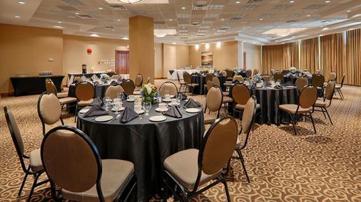 Best Western PLUS Chateau Granville Hotel & Suites & Conference Ctr. - Βανκούβερ - Αίθουσα συνεδριάσεων