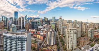 Best Western Premier Chateau Granville Hotel & Suites & Conf. Centre - Vancouver - Näkymät ulkona