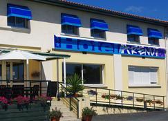 Hôtel Arenui - Anglet - Building