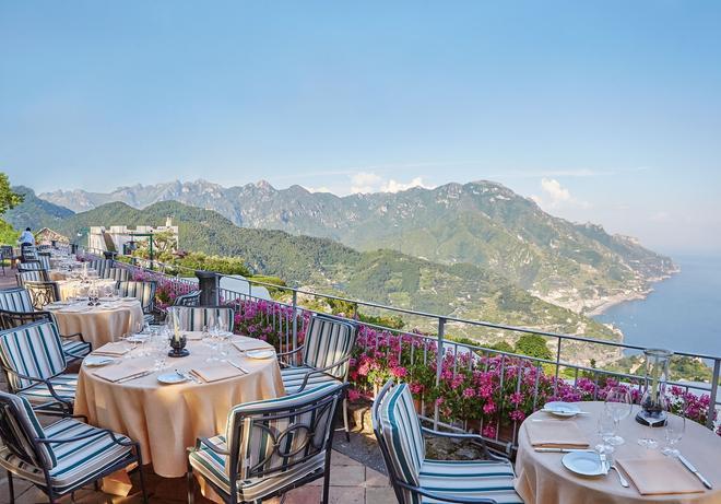 Belmond Hotel Caruso - Ravello - Parveke