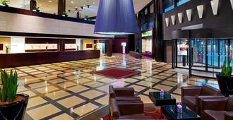 萊比錫威斯汀酒店 - 萊比錫 - 萊比錫 - 大廳